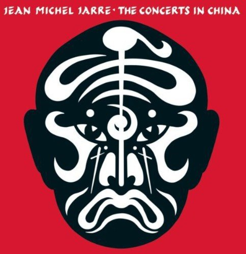 CD : Jean Michel Jarre - Les Concerts en Chine 1981 (Live) (Germany - Import, 2 Disc)