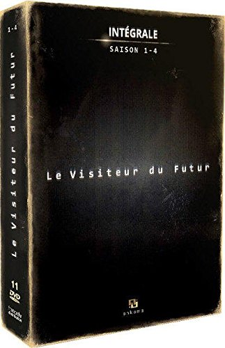 Visitor From The Future (Complete Seasons 1-4) - 11-DVD Box Set ( Le visiteur du futur ) ( Visitor from the Future - Seasons One, Two, Three & Four (57 E [ NON-USA FORMAT, PAL, Reg.0 Import - France ]