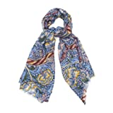 V&A William Morris Wandle Scarf||EVAEX