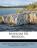 img - for Noticias de Mexico... (Spanish Edition) book / textbook / text book