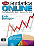 img - for Finding Statistics Online: How to Locate the Elusive Numbers You Need (Cyberage Book) book / textbook / text book
