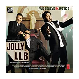 Jolly L.L.B. (Hindi Movie / Bollywood Film / Indian Cinema DVD) - 2013