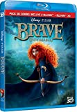 Brave (Indomable) (Blu-ray 3D) [Region Free]