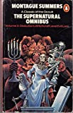 The Supernatural Omnibus, Volume 2: Diabolism, Witchcraft and Evil Lore (0140041850) by Montague Summers