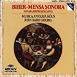 Biber: Mensa Sonora / Sonata Representativa