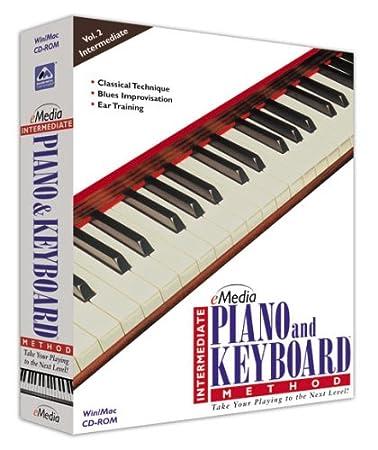 Intermediate Piano And Keyboard Method