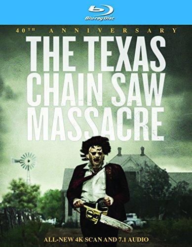 The Texas Chain Saw Massacre: 40th Anniversary [Blu-ray]