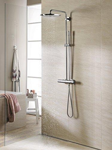 grohe 27477000 rainshower cosmopolitan 310 head shower ebay. Black Bedroom Furniture Sets. Home Design Ideas