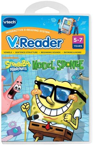 Imagen de VTech - V.Reader Software - SpongeBob SquarePants