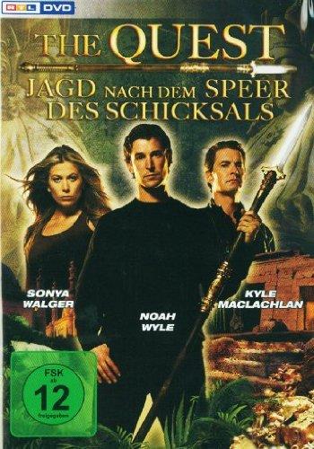 The Quest - Die Spielfilm Trilogie [3 DVDs] hier kaufen