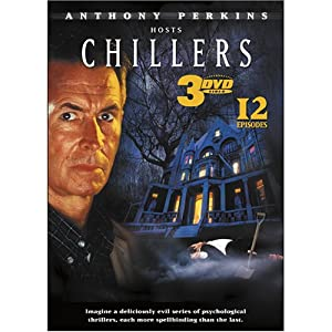 Chillers - 12 TV episodes on 3 DVDs movie