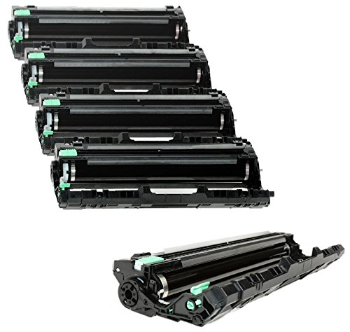 set-of-5-compatible-laser-drum-units-for-brother-dcp-9020-cdw-hl-3140-cw-hl-3142-cw-hl-3150-cdw-hl-3