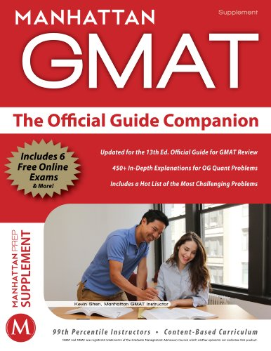 gmat official guide 2018 review