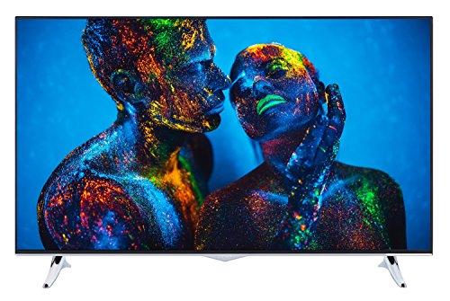 Telefunken XU49B401 124 cm (49 Zoll) Fernseher (4K Ultra HD, Triple Tuner, DVB-T2 H.265/HEVC, Smart TV, Netflix)