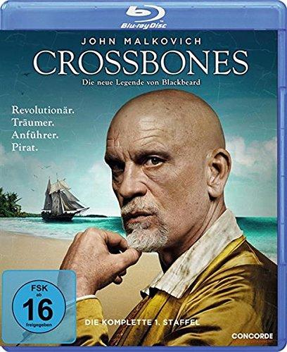 Crossbones - Die komplette 1. Staffel [Edizione: Germania]