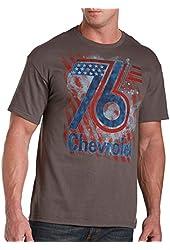 76 Chevrolet Big & Tall Short Sleeve Graphic T-Shirt