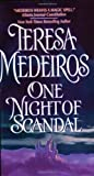 One Night of Scandal (0060513640) by Medeiros, Teresa
