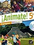 Animate Espagnol 5e �d. 2014 - Manuel...