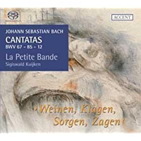 Bach: Cantates (Int�grale, volume 11)
