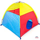 Dome-and-Tunnel-Play-Tent-Set-for-Children-Kids-Pop-Up-Play-Tent-with-Tunnel-for-Indoor-Outdoor-Use
