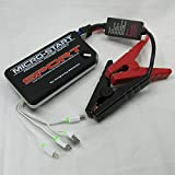 Antigravity Batteries AG-XP-SPT-BLK Black Sport Jump Starter and Personal Power Supply