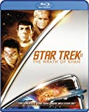 DVD - Star Trek II:  The Wrath of Khan (Restored) [Blu-ray]
