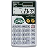 Sharp EL344RB 10-Digit Calculator with Punctuation