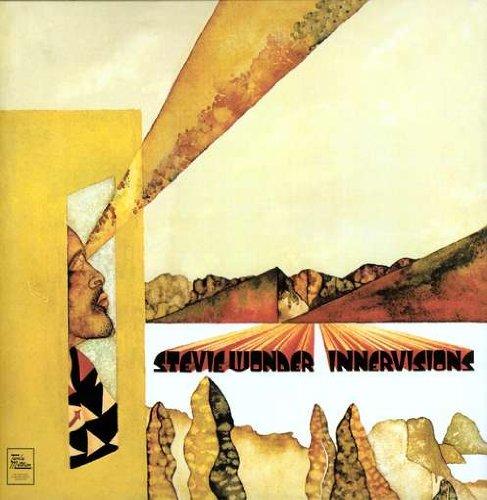 Album Art for Innervisions (Uk) by Stevie Wonder