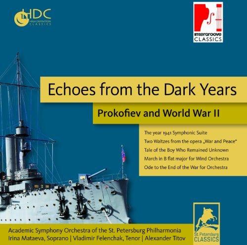 Echoes from the Dark Years:Wwii by Irina Mataeva: soprano (2014-04-08)