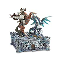 VERDUGO GIFT Dragon & Knight Chess Set
