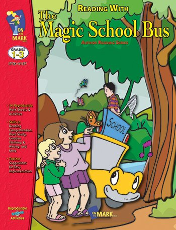 On The Mark OTM14167 Reading With The Magic School Bus - 1