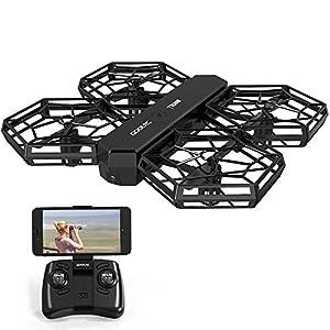 GoolRC T908W ドローン 0.3MP Wifi FPV カメラ付き DIY折り畳み式 ポケットラジコン マルチコプター