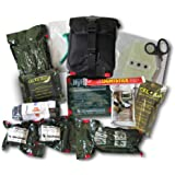 Tactical Development Group Trauma Kit by Rescue Essentials - KHAKI BAG