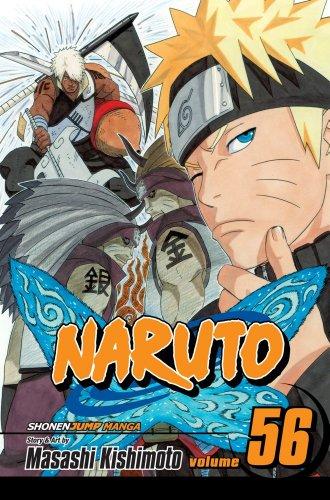 NARUTO -ナルト- 56巻 (英語版)
