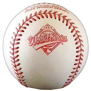 Rawlings 1994 Official World Series Game Baseball