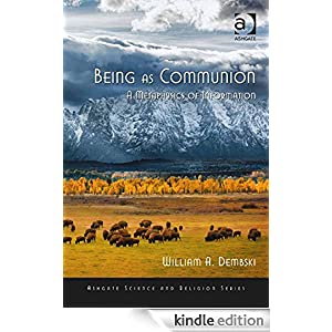 Being as Communion (Ashgate Science and Religion Series)