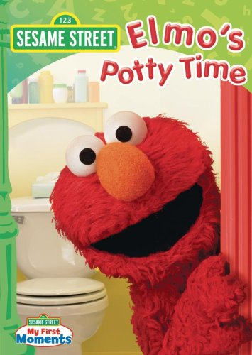 Elmos Potty Time [Vhs] front-1041661