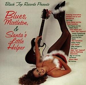 Blues, Mistletoe and Santa's Little Helper