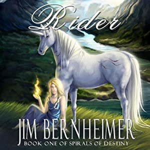 Rider: Spirals of Destiny: Book 1 book cover