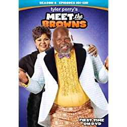 Tyler Perry's Meet the Browns: Season 6