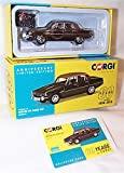 corgi vanguards 60 years of corgi anniversary model brasilia rover P6 3500 VIP car 1.43 scale diecast model