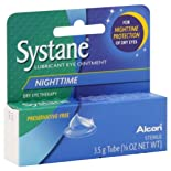 Systane Eye Ointment, Lubricant, Nighttime 3.5 g