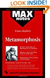 Metamorphosis  (MAXNotes Literature Guides)