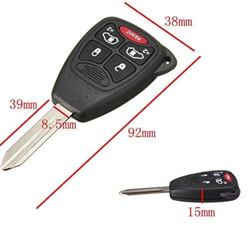 4-tasto-chiave-keyless-entry-trasmettitore-clicker-combinata-a-distanza