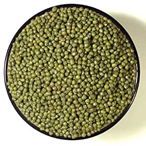 Spicy World Moong Whole Mung Beans 2 Pounds from Spicy World