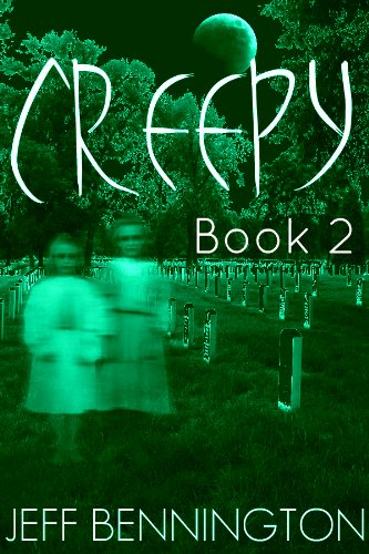 Jay Krow - Creepy 2: A Collection of Ghost Stories and Paranormal Short Stories (Creepy Series) (English Edition)