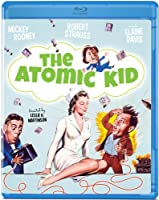 Atomic Kid Blu-ray from Olive Films