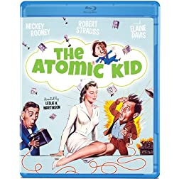 The Atomic Kid [Blu-ray]