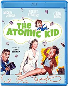 The Atomic Kid [Blu-ray]