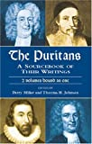 img - for The Puritans: A Sourcebook of Their Writings book / textbook / text book
